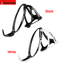 JIMAITEAM Full Carbon Fiber Bicycle Water Bottle Cage MTB Road Bike Bottle Holder Ultra Light Cycling Can Bike 16g /Matt full carbon fiber bicycle water bottle holder mtb road bike water bottle cage cycling drinking cup rack riding