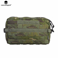 emersongear Emerson EDC Utility Drop Pouch Molle Multi Functional Military Hunting Compact Pouch 500D Cordura Nylon