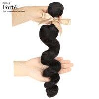 Remy Forte 30 Inch Bundles Hair Extension Remy Brazilian Hair Weave Bundles Loose Wave Bundles Single Bundles Quality seeker