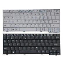 のためのエイサー1 ZG5 D150 D210 D250 A110 A150 A150L ZA8 ZG8 KAV60 emachines EM250黒キーボード