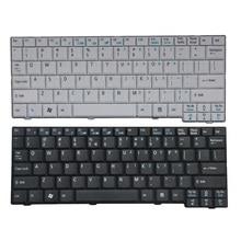 US Laptop Keyboard for Acer Aspire One ZG5 D150 D210 D250 A110 A150 A150L ZA8 ZG8 KAV60 Emachines EM250 Black keyboard