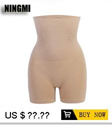 d402dc1b5d41b Online Shop NINGMI Women U Plunge Bodysuit Underwear Bra Brief ...