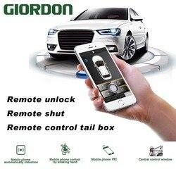 Uniwersalne części samochodowe inteligentny telefon automatyczna indukcja sterowania samochodem blisko stacyjka samochodowa blokuje oryginalny samochód wyjście klaksonu