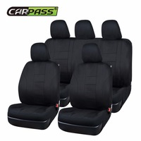 Car Pass Universal Car Seat Covers Fit Most Auto Interior Decoration Accessories Car Seat Cover Protector