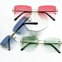 Square Sunglasses Mens Accessories Luxury Brand Name Designer Sunglass Carter High Quality Driving Outdoor Shades Eyewear