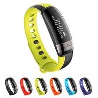 M6 Smart Bracelet Fitness Tracker Bluetooth Pedometer Heart Rate Monitor Waterproof Smart Remote Control Camera
