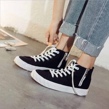Fashion Women Shoes Band Women Casual Shoes Comfortable Damping Eva Soles Platform Canvas Shoes For All Season Hot Selling new fashion women shoes women flat casual shoes platform for all season color outsole comfort insole shoelaces canvas shoes