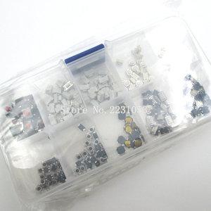 Image 3 - 250PCS 10 Tipi Tattile Push Button Interruttore di Tocco Chiavi A Distanza Pulsante Microinterruttore Vendita Calda