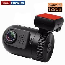 Conkim Auto DVR Ambarella A7LA50 Mini 0805 Full HD 2304*1296 P 30fps Auto Auto Dash Kamera LDWS HDR g-sensor Recorder