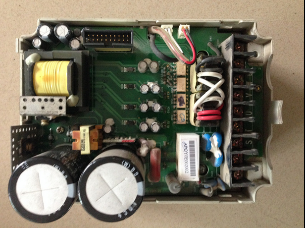 Inverter drive board VFD015A43B within module CM10A original and new inverter drive board f34m2gi1 original and new page 6