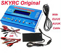 Original SKYRC IMAX B6 Digital RC Lipo NiMh Battery Balance Charger With AC POWER 12v 5A Adapter+EU/US/UK/AU plug power supply