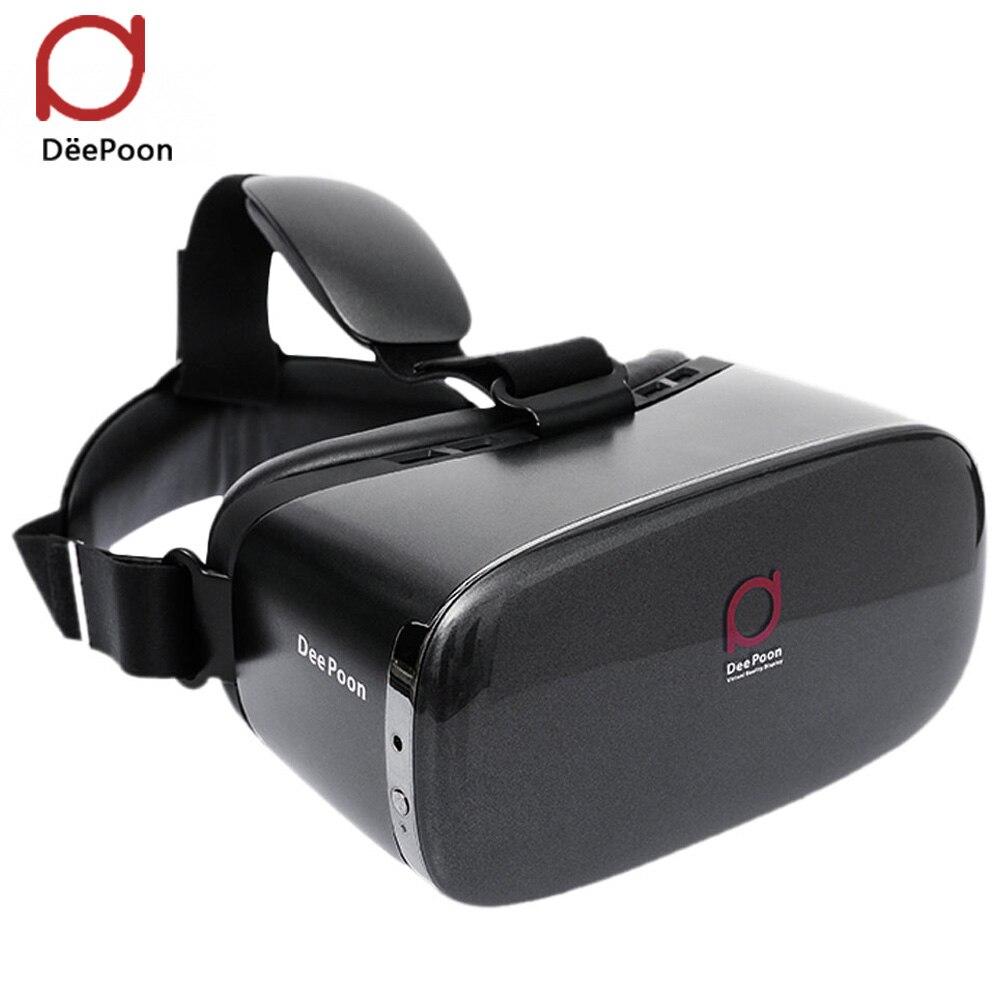 <font><b>DeePoon</b></font> E2 <font><b>Virtual</b></font> <font><b>Reality</b></font> <font><b>Glasses</b></font> 3D <font><b>VR</b></font> <font><b>Glasses</b></font> <font><b>Headset</b></font> Video <font><b>Glasses</b></font> 1080P AMOLED Screen 2GB/8GB <font><b>VR</b></font> Game for Computer Notebook