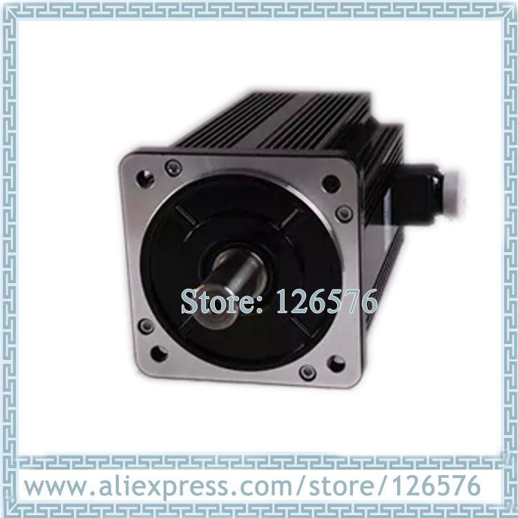 CNC ROUTER PARTS 80ST-M04025 AC Servo Motor AC220V With 3m Cable 3pcs + 10:1 Planetary Gearbox 1pc + 20:1 1pc + 100:1 1pc
