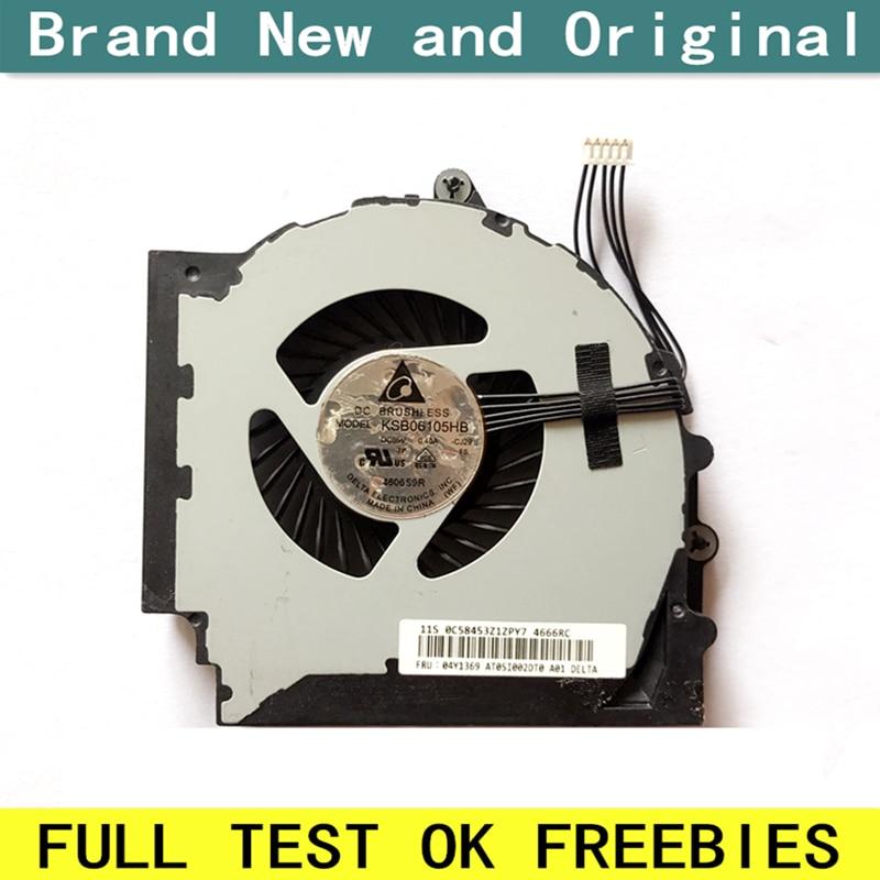 New for Lenovo E431 E531 E440 E540 laptop cpu cooling fan cooler heatsink