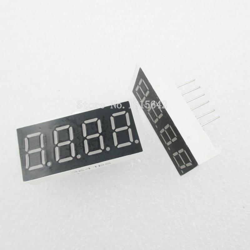 5PCS/LOT 4bit 4 Bit Common Cathode Digital Tube 0.36