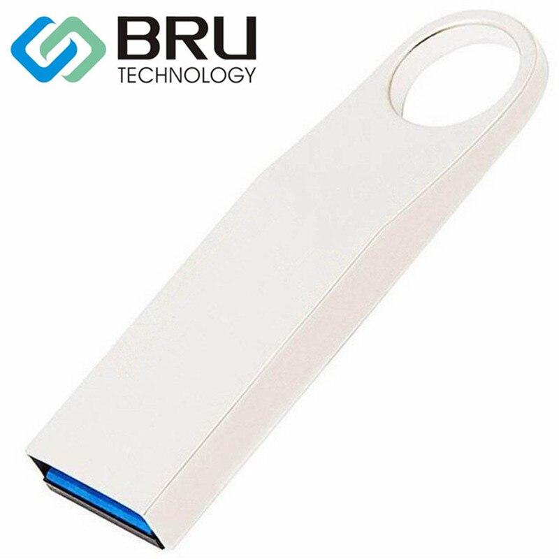BRU USB3 0 USB Flash font b Drives b font 16GB32GB64GB High Speed Metal Pen font