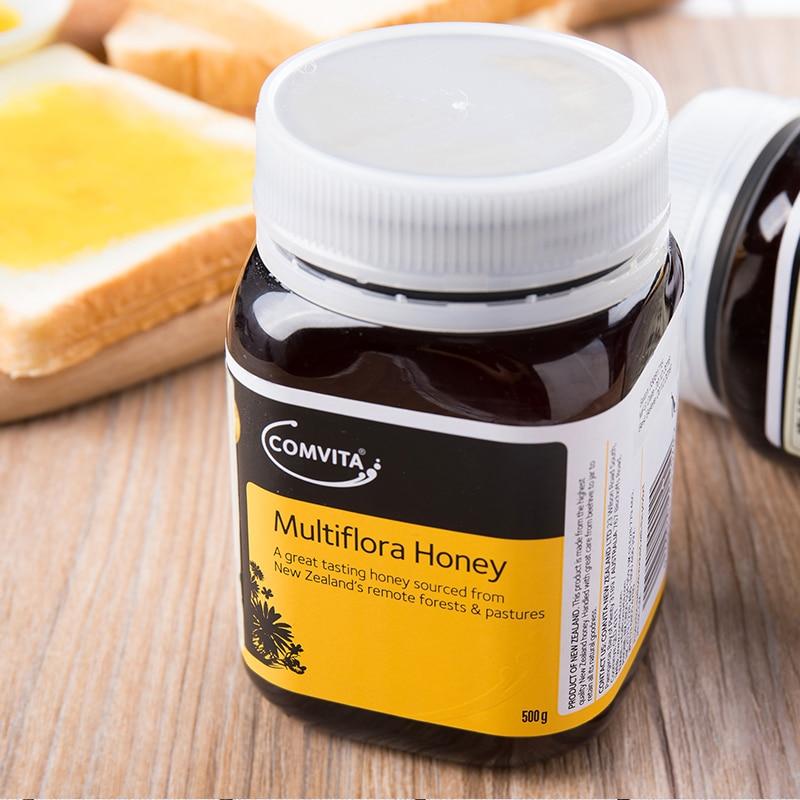 Comvita Multiflora Honey 500g (1)