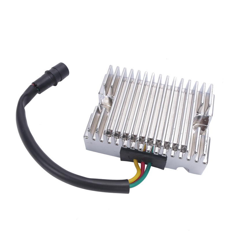 Chrome Voltage Regulator Rectifier For Harley Davidson XLS ROADSTER 1979-1984 Replaces 74504-78 Moto Motorcyle Accessory #5016 .