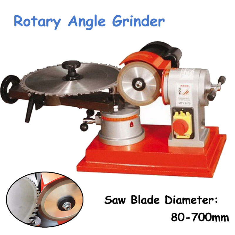 цена Rotary Angle Grinder 250W Grinder for Saw Blade Manual Woodworking Machine Alloy Saw Blade JMY8-70
