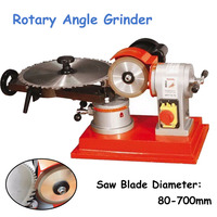 Rotary Angle Grinder 250W Grinder for Saw Blade Manual Woodworking Machine Alloy Saw Blade JMY8 70