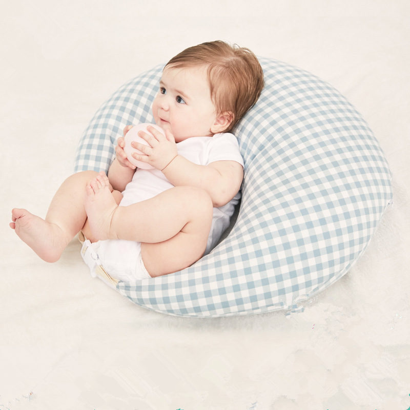 Babies U-Shape Multi functional Baby Breastfeeding Pillow Cotton Nursing Breastfeeding Pillow 3D Stereotypes Protect Pillow стоимость