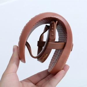 Image 4 - Ipomoea Dép Nữ Dép Mùa Hè 2020 Flat Người Phụ Nữ Bohemian Giày Sandal Nữ Nghỉ Mát Bãi Biển Sandales Femme SH041401
