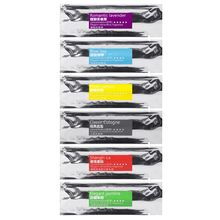 6Pcs Car Perfume Air Freshener Car Styling Car Air Conditioner Vent Air Freshener Perfume Supplement