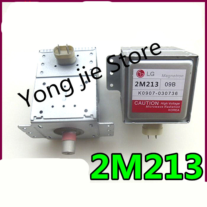 2m213 Microwave Oven Magnetron for LG 2M213 09B 2M213 09B0 (Around the six hole transverse universal)