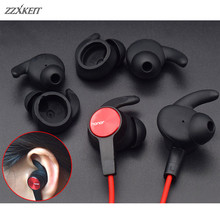 3 cặp Silicone Earbuds Tai nụ móc Eartips Cho Huawei Honor xSport AM61 Thể Thao Bluetooth In Ear Tai Nghe Earbuds L/ m/S