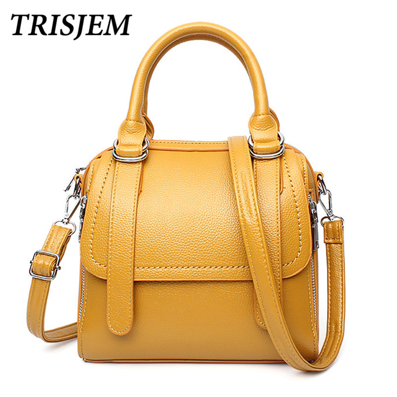 luxury handbags women bags designer brand famous ladies high quality Tote sac a main femme de marque luxe cuir 2017 pink yellow women messenger bags shoulder crossbody leather bag bolsas bolsa sac femme bolsos mujer tassen bolso 2017 new fashion small bag