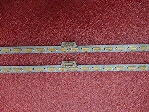 Image 1 - LED arka ışık şeridi (2) Sony keskin KD 55X8508C KD 55X8505C 55X8507C 55X8500C XBR 55X850C 75.P3C08G001 YLS_HAN55_7020 HRN55