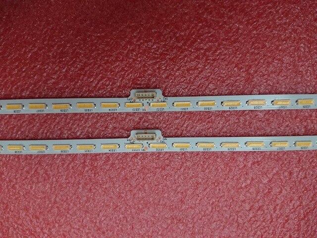 LED arka ışık şeridi (2) Sony keskin KD 55X8508C KD 55X8505C 55X8507C 55X8500C XBR 55X850C 75.P3C08G001 YLS_HAN55_7020 HRN55