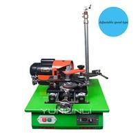 Автоматический шестерни шлифовальный станок 220 В высокоточная Деревообработка ленточная пила шлифовальный станок для лезвий MF1107