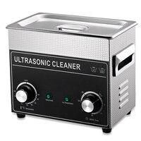 CJ 020 ультразвуковой очистки 3.2l Тематические товары про рептилий и земноводных машины ультразвуковой очиститель Для ванной с нагреватель та