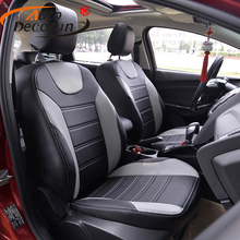 AutoDecorun Custom seat covers PU Leathe for Chrysler PT Cruiser car accessories seat covers supports cushion