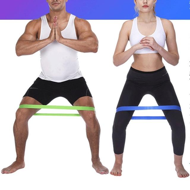 Yoga Resistance Bands 3