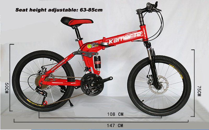 Bicicletta Mountain Bike Per Bambini