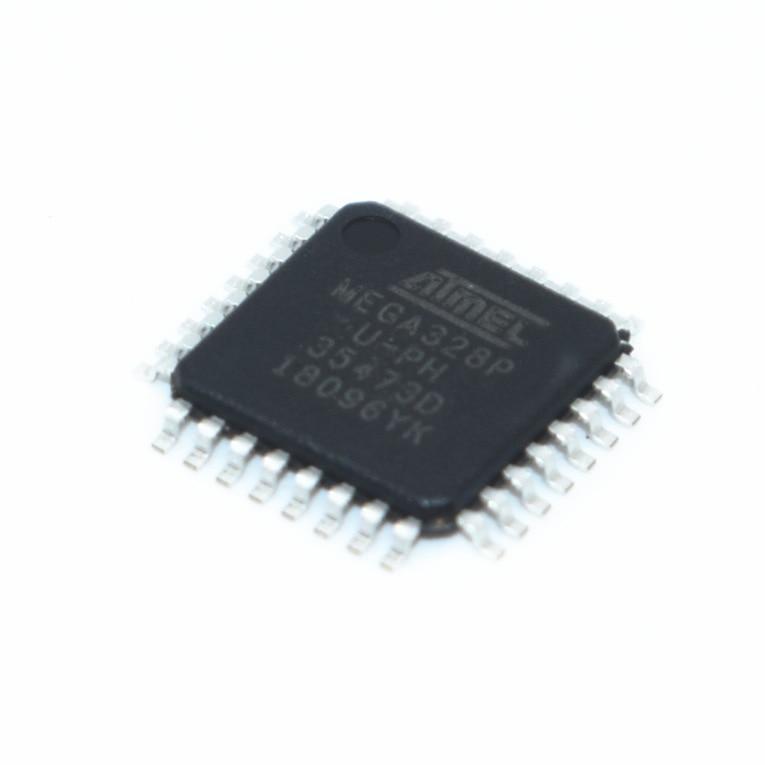ATMEGA328P-AU QFP ATMEGA328-AU TQFP ATMEGA328P MEGA328-AU SMD New And Original IC ATMEGA328P-U