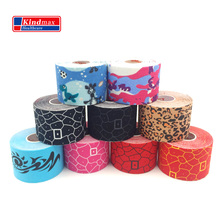 Kindmax Kinesiology Tape Athletic Sport Strapping Volleyball Kneeling Muscle Kinesiology Cotton Prevent splashing water 5mx5cm недорго, оригинальная цена