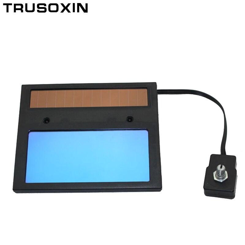 Solar auto verdunkelung schweißen maske/helm/schweißer kappe/schweißen objektiv/auge maske filter/objektiv für schweißen maschine und plasma cuting werkzeug