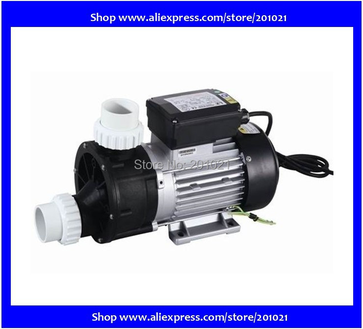 LX JA50 whirlpool spa bathtub pump with 0.5HP as circulation pump ideal for AMC Winer Spa, Chinese Spas, Spa Serve.