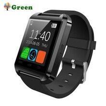 Smart Watch Bluetooth V3.0 mens watch EDR with Phone Camera Card smart clock For apple xiaomi hauwei mobilphone