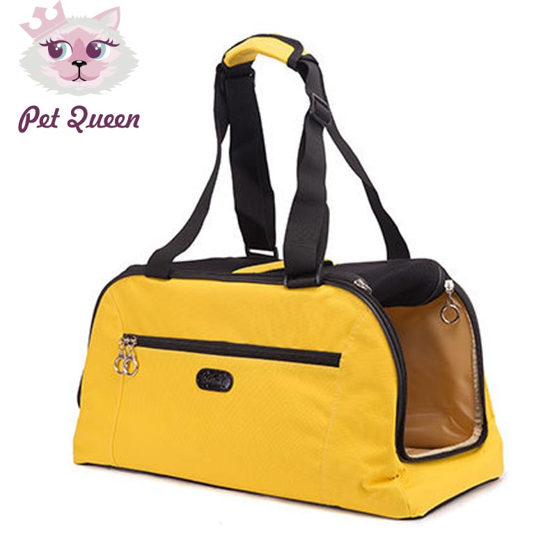 Breathable small Pet cat dog Travel Carrier bag Chihuahua dog puppy outdoor Portable foldable carrying bags tote handbag S/L
