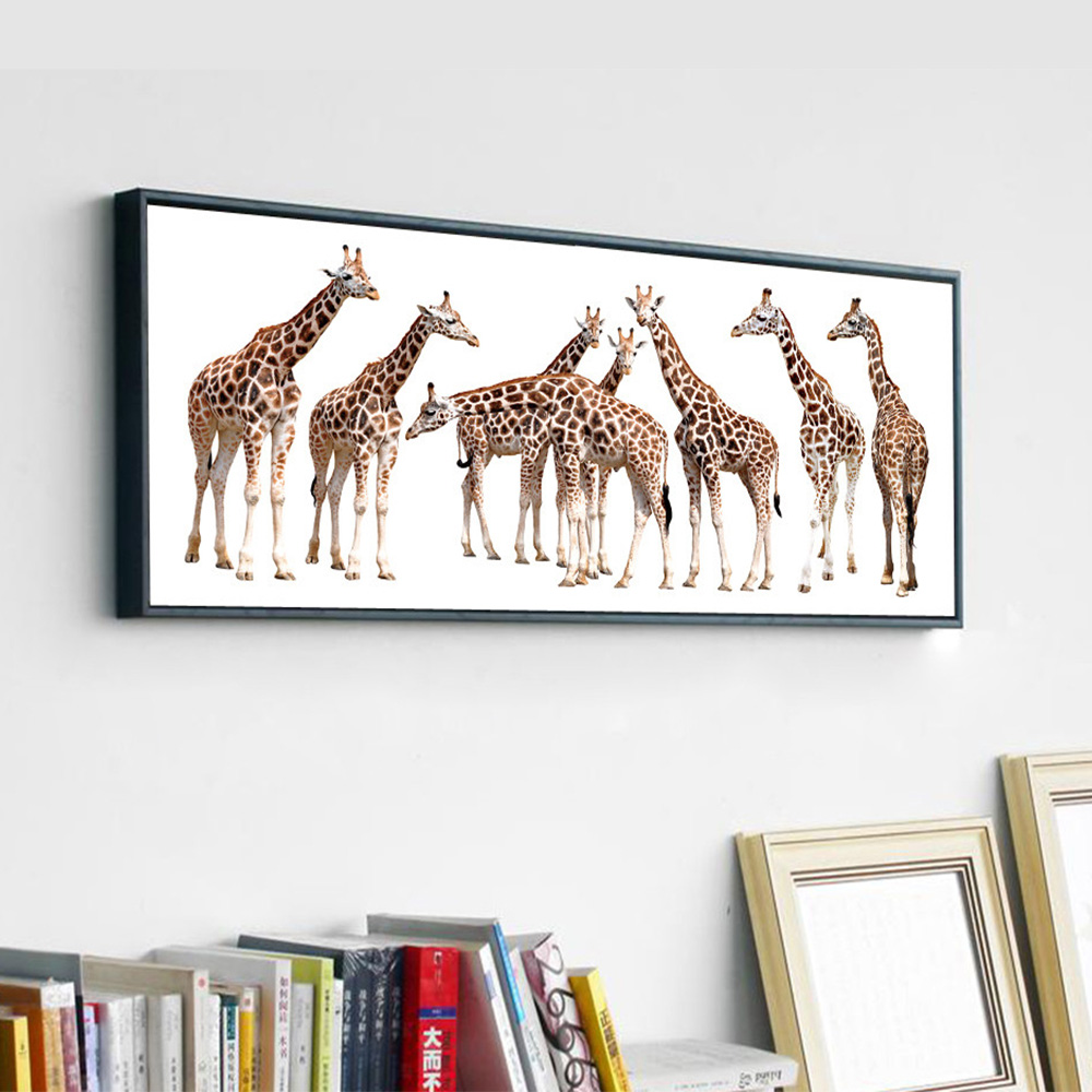 Popular Giraffe Wall Art-Buy Cheap Giraffe Wall Art lots ...