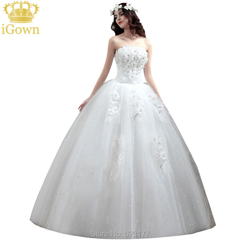 Wholesale Flowers For Weddings Events: IGown Wholesale Flowers Wedding Dresses Sweetheart