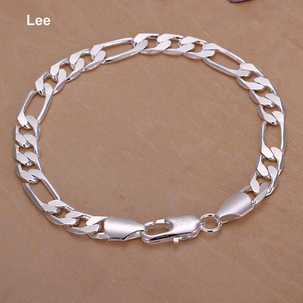 H200 Latest Women Classy Design 925 Silver Italian Silver Chains