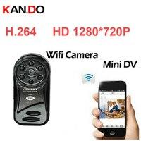 HD93E3 HD 720P WiFi Camera Mini DV Wireless IP Camera Wifi Camcorder Video Record Wifi Remote