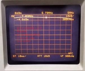Image 5 - 1 шт. 10 Вт 5 9 Мгц QRP радиопередатчик CW высокочастотный комплект усилителя мощности