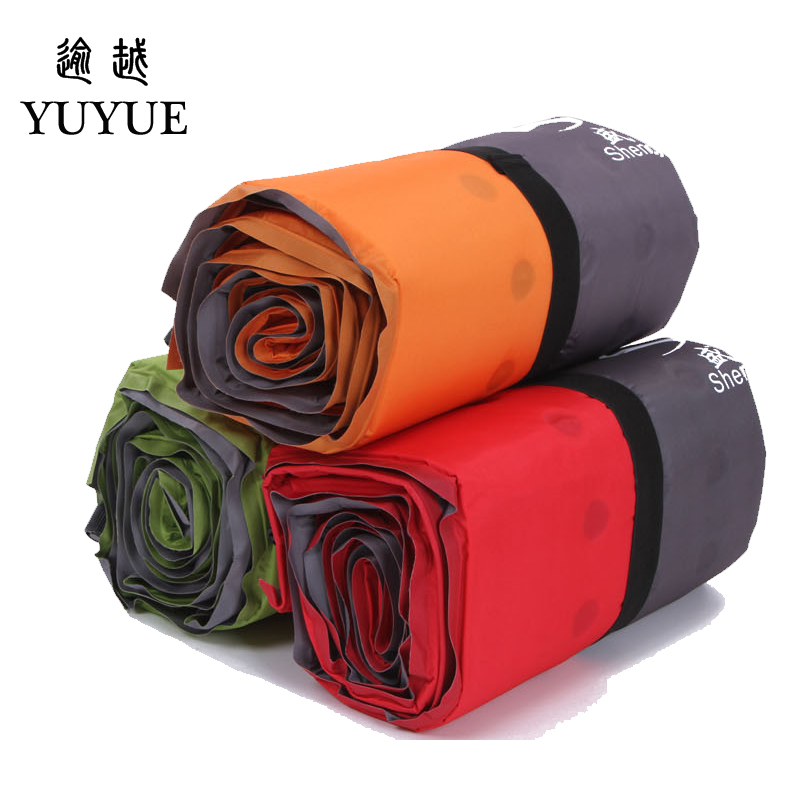High quality foam Waterproof Inflatable Mattress Camping Tent Travel Mat Bed Equipment for camping Inflatable Mattresses 4