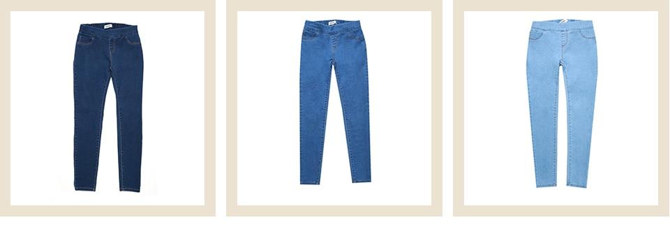 Autumn Winter minimalist Women Denim Skinny Legging Stretch Fake Front Pocket Medium Waist Washed Blue Slim Elastic Lady Jeans 21